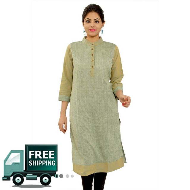 Latest Designer Cotton Kurti