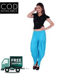 Adam N' Eve Viscose Cotton Dhoti Pant