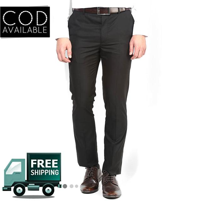 Style Brown Men's Formal Trouser