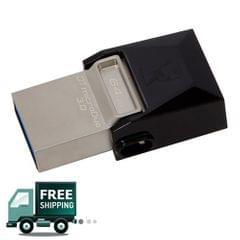Kingston Data Traveler 3.0 MicroDuo 64 GB On-The-Go Pendrive