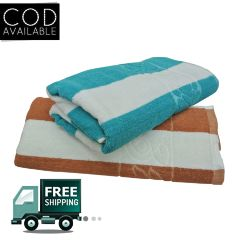 Fashiza JJ Cotton Bath Towel Set