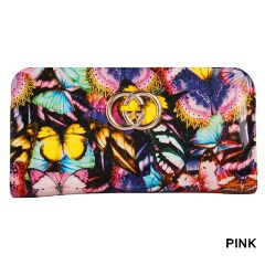 A&P Butterfly Gucci Hand Clutch