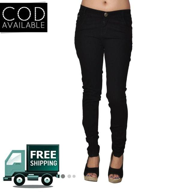 American-Elm Women's Stretchable Jeans