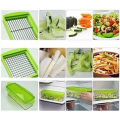 Nicer Dicer Multi Chopper Vegetable Cutter Fruit Slicer