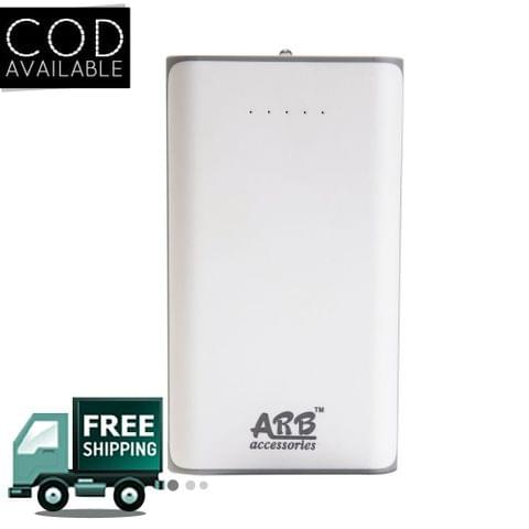 ARB AA6 Power Bank with Samsung/LG Cells(Fast Charging)15600 mAh White