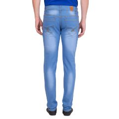 American-Elm Men's Slim Fit Stretchable Jeans