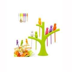 Shree Hari Unique & Creative Birdie Fruit Fork