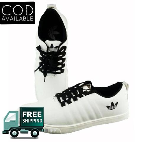 Hazart Men's Stylish White Casual Shoes