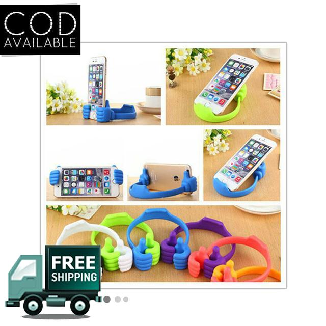 Novel Ok Thumbs Up Mobile Stand(Assorted Color)