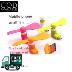 Novel Portable Mist Mini Fan For/Mobile