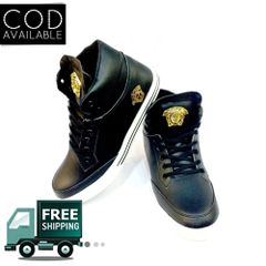 Hazart Black Stylish Men's Casual Shoes