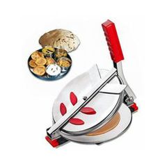 Shree Hari Puri Machine/Puri Press/Roti Press/Chapati Press Made From Stainless Steel