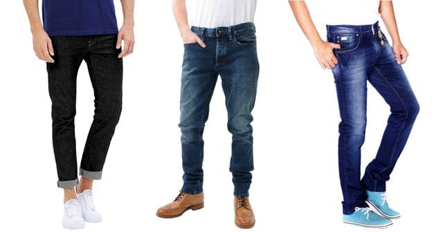 London looks combo of 3 stretchable slim fit jeans
