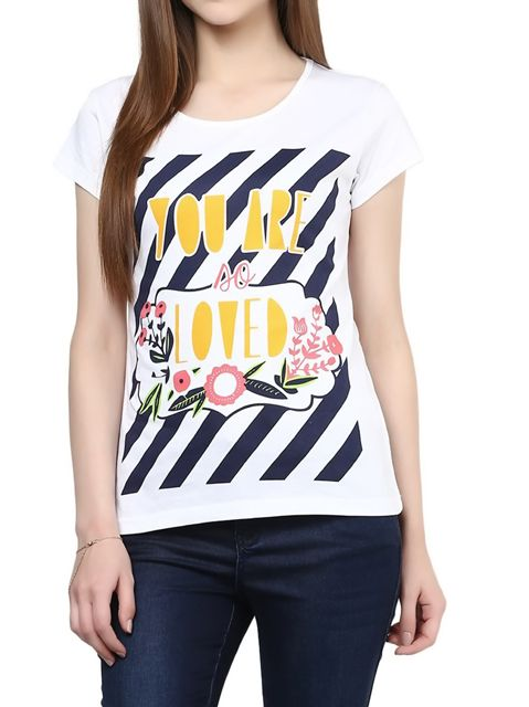 London Looks Slim Fit T-Shirt