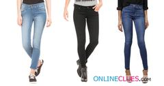 London Looks Women's 3 Straight-Fit Mid RIse Denim Jeans